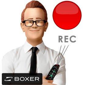 Optag Boxer TV