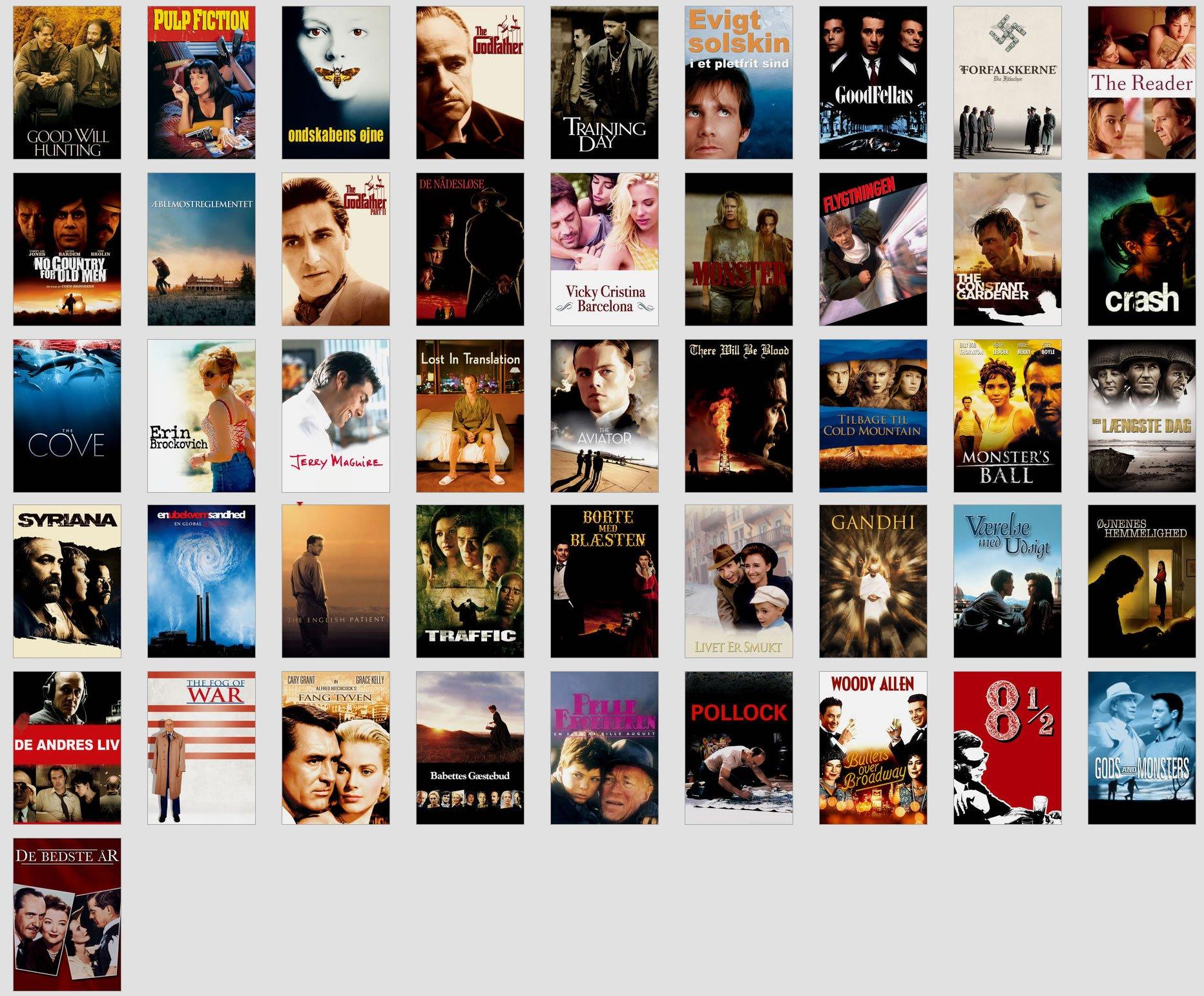 Aktuelt - Oscar film på Netflix : DIGITALT.TV