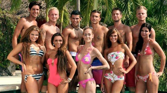 Paradise Hotel 2012 TV3