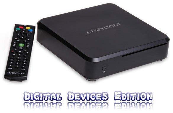 Digital Devices HTPC REC 100