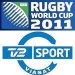 Rugby World Cup på TV 2 Sport