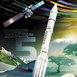 SES-5 klar til brug på 5 grader øst
