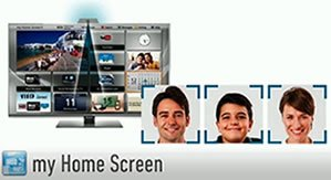 Panasonic My Home Screen Smart TV