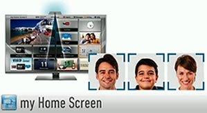 Panasonic My Home Screen Smart TV