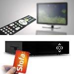 Stofa hæver prisen for Smart TV kort