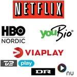 Prognose – Danskerne rykker fra kabel-tv til mere tv via Internettet
