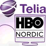 Telia TV HBO Nordic