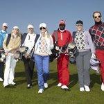 Tosset med Golf