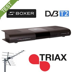 Triax T-HD 505_VA Test DVB-T2