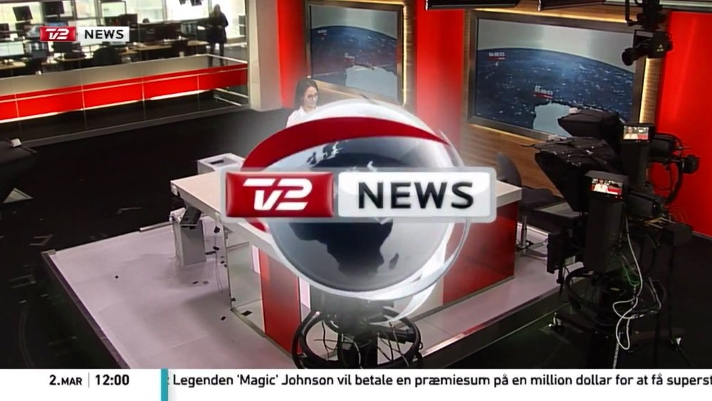 TV 2 News i ny grafisk indpakning : DIGITALT.TV