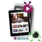 Photo of TV 2 Sputnik på iPad