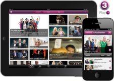 Foto af TV3 PLAY App til iPhone og iPad