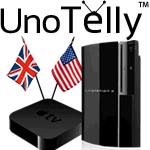 UnoTelly åbner for amerikansk og britisk tv