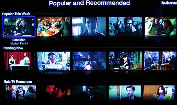 Hulu Plus Apple TV