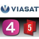 viasat kanal4 Kanal5