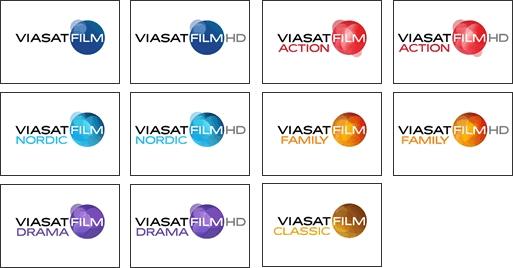 Viasat Film de 11 kanaler fra marts 2012
