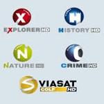 Nye Viasat HD kanaler fra 1. november