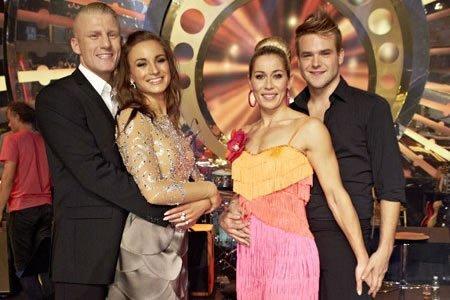 Vild med dans finale 2011 TV 2