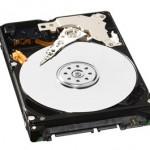 Western Digital harddisk målrettet PVR