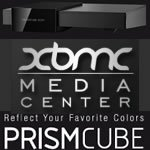 Prismcube – Set Top PVR Box baseret på XBMC