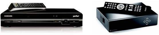 TV-boks fra YouSee og Stofa